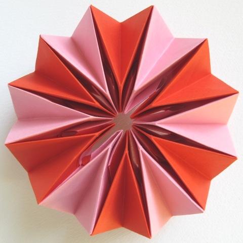Origami Magic Circle · An Origami Shape · Drawing, Paper Folding ... | 481x480