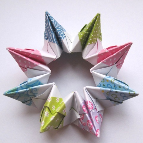 Origami Basics: Magic Circle | 481x480